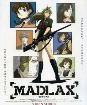 【动漫下载 BT种子】Madlax /玛德莱克丝高清汉化完结日语中字(MP4)共26集